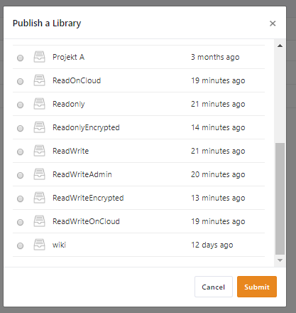 PublishLibrary